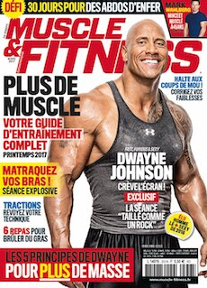 Muscleandfitness-abonnement