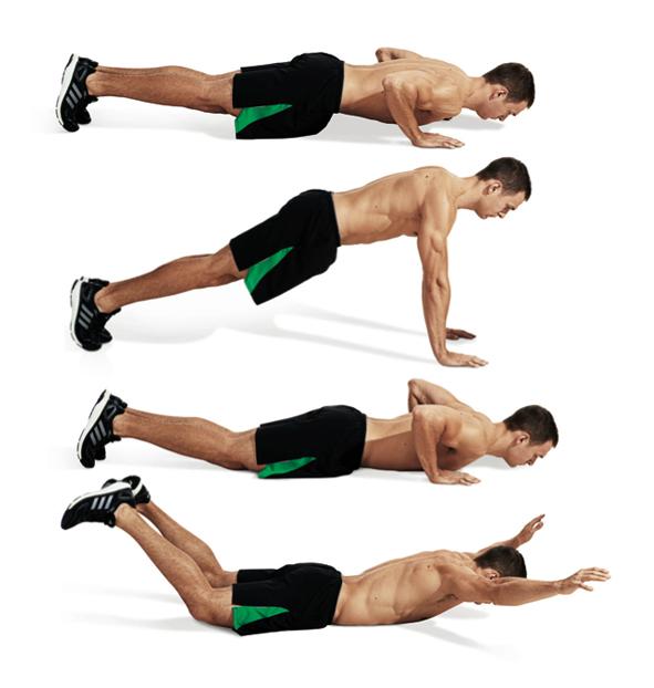exercice entrainement