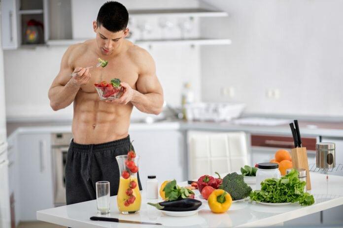 manger avant l'entrainement
