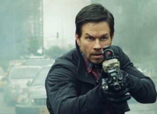 Mark Wahlberg dans Mile 22