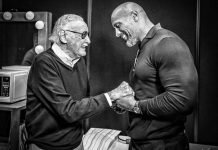 Stan Lee The Rock