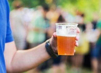 Alcool avant la course